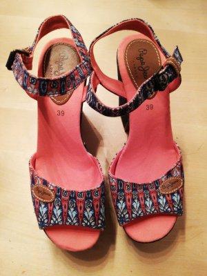 Plateau Sandalen von Pepe Jeans