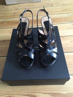 Strenesse Platform Sandals black