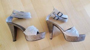 Esprit High Heel Sandal beige