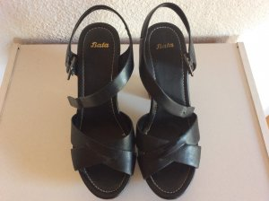 Bata Platform Sandals multicolored
