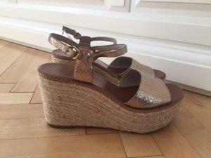 Plateau Schuhe!