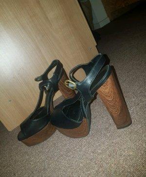 Plateau Schuhe auf VB