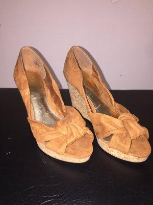 Plateau Schuhe von H&M Größe 37