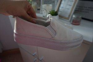 Plateau Slippers ; 1x getragen