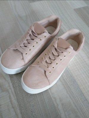 H&M Heel Sneakers pink