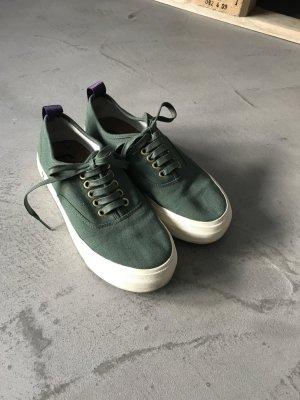 Plateau Sneaker // Eytys // Dunkelgrün
