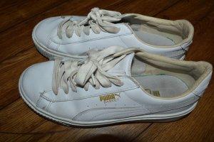 Plateau Sneaker Gr. 40 von puma Basket