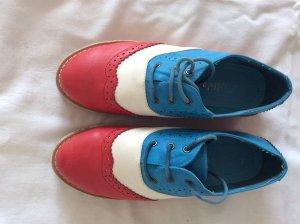 Plateau Sneaker Prada Style Gr.38