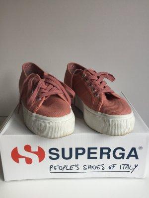Plateau Sneaker von Superga