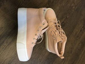 Plateau Sneakers Rosa