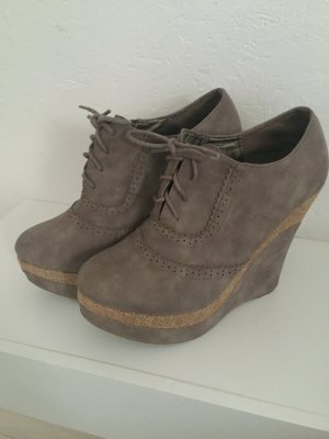 Plateau-Wedges/Brogues