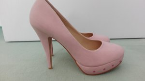 Plateaupumps rose von SDS