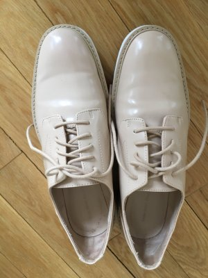 Zara Basic Business Shoes cream