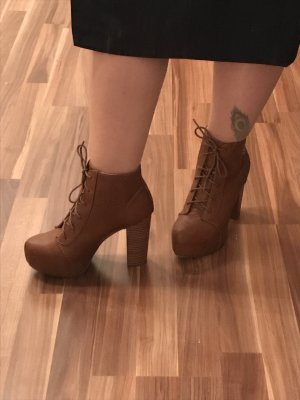 Plateaustiefel H&M