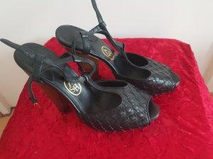 ASH Platform High-Heeled Sandal black