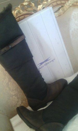 ***Platzmangel*** !!!!!NeuOriginalverpackte Airstepp-Lammfellstiefel%% Echt Pelz