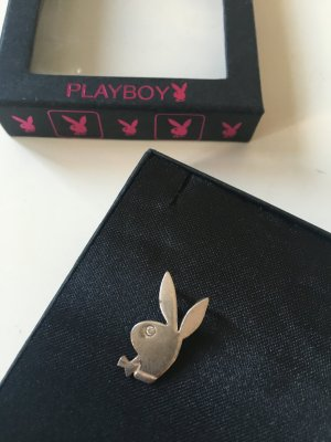 Playboy Ketten Anhänger silver