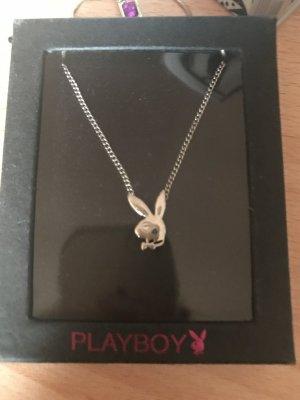 Playboy Silver Chain light grey