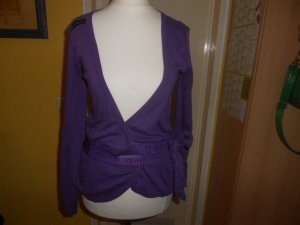 Playlife- lila Wickeljacke Gr. XS