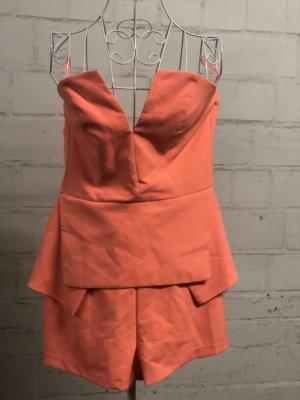 Angel Biba Tuta arancio neon