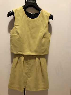 Playsuits & Jumpsuit  Yellow Green