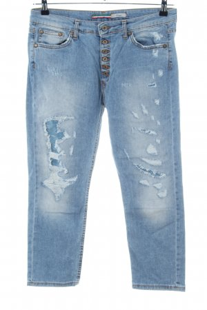 Please 7/8 Length Jeans blue casual look