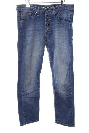 Please 7/8 Jeans blau Casual-Look