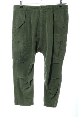 Please Baggy Pants khaki casual look
