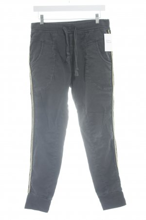 Please Pantalone largo multicolore stile casual