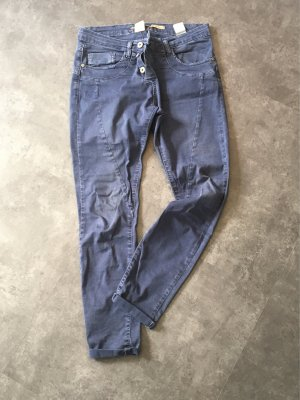 PLEASE *** Boyfriend Jeans blau *** Gr.: XXS