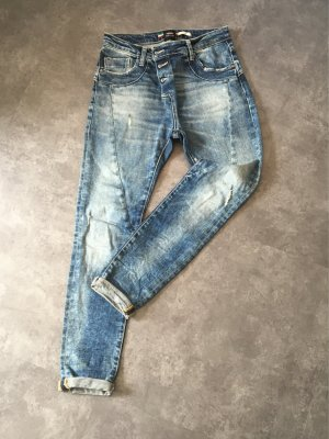 PLEASE *** Boyfriend-Jeans *** Gr.: S