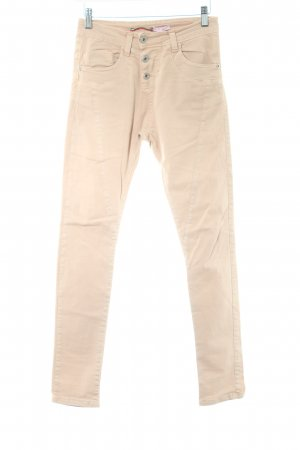 Please Boyfriendjeans creme Casual-Look