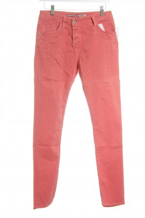 Please Boyfriendjeans dunkelorange Casual-Look