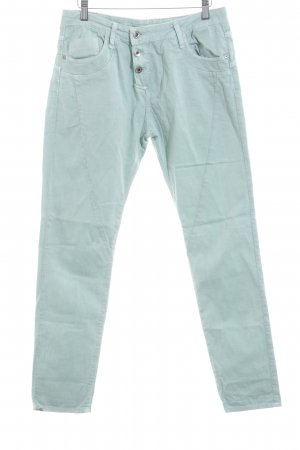 Please Boyfriendjeans mint Street-Fashion-Look