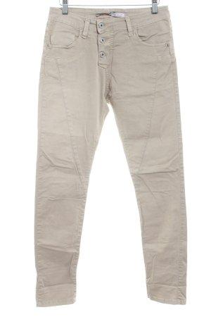 Please Five-Pocket-Hose beige Casual-Look
