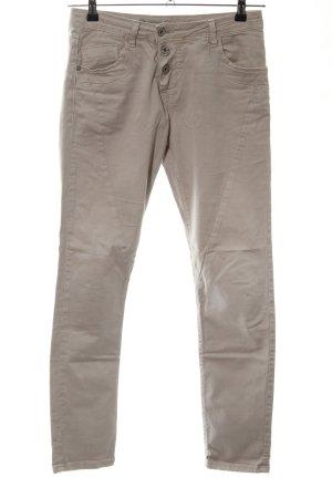 Please High Waist Jeans wollweiß Casual-Look