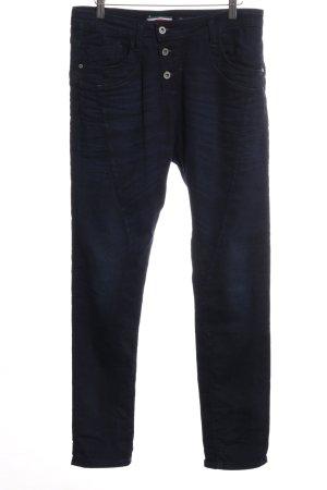 Please High Waist Jeans schwarz Casual-Look
