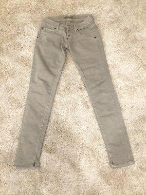 Please Hose Gr. xs 34 grau Jeans