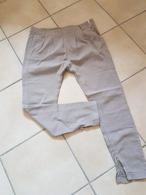 Please Hose in beige Gr. L