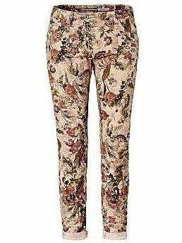 PLEASE Denim Boyfriend jeans veelkleurig Katoen