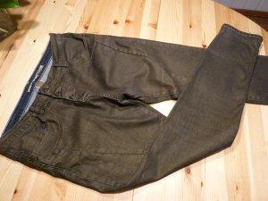 Please Boyfriend Jeans bronze-colored