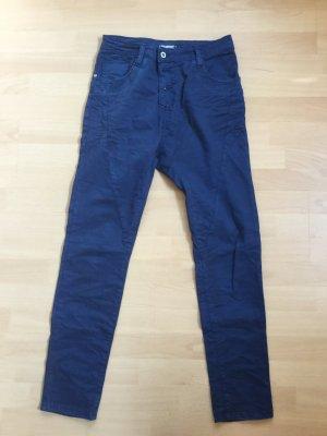 Please Jeans dunkelblau