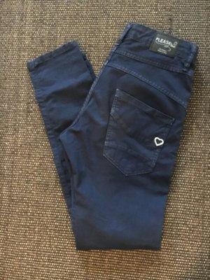 Please Jeans dunkelblau Größe XXS Länge 32
