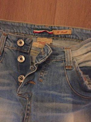Please Jeans in hell blau xs