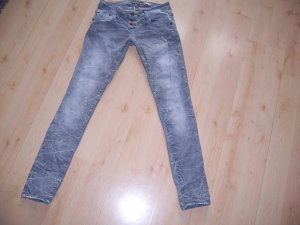 Please Jeans P 68 grau S/XS