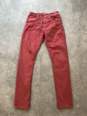 Please Jeans P78 Gr. XXS (XS) Koralle