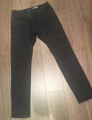 Please Jeans schwarz