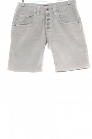 Please Jeansshorts hellbeige Casual-Look