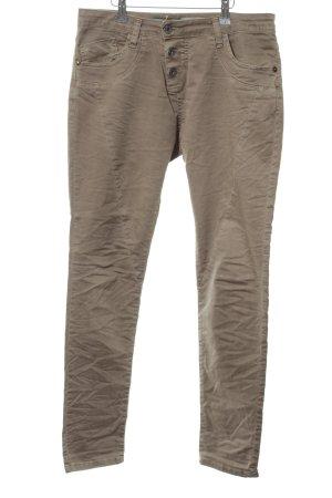 Please Now Jeans boyfriend brun style rétro