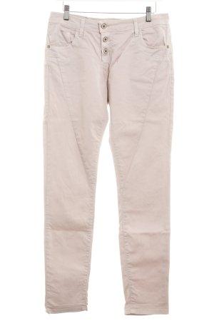 Please Now Pantalone chino grigio chiaro stile semplice